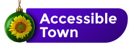 Accessible Town 2018 Logo