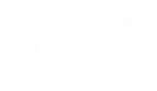 Purple Tuesday 2019 Logo